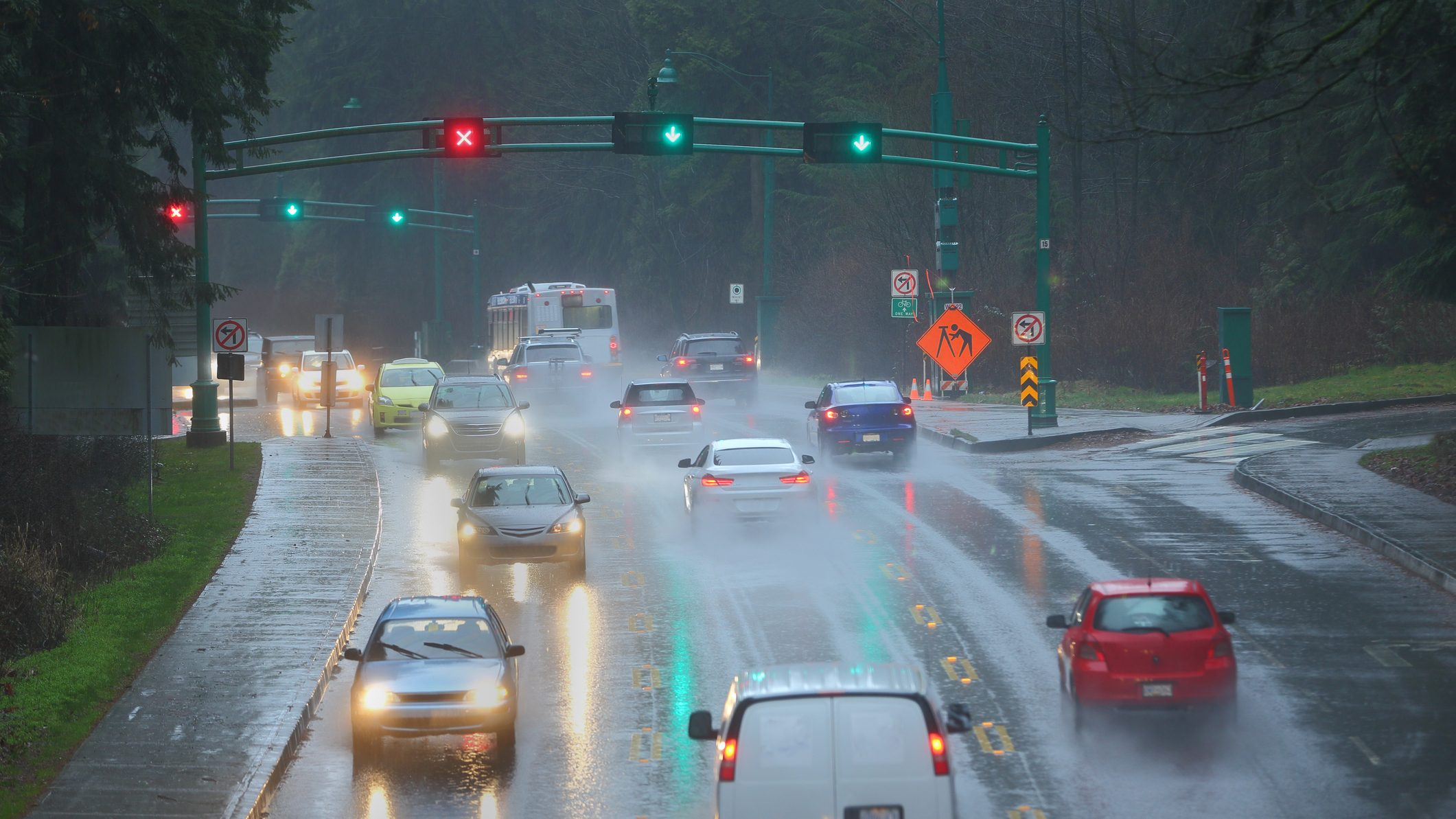 Wind and rain warning issued for parts of Vancouver Island