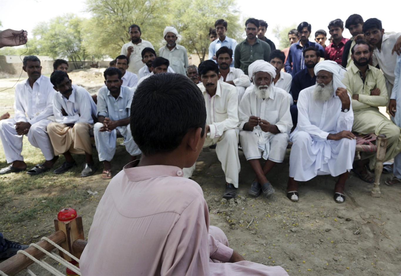 Islamic schools in Pakistan plagued by sex abuse of children