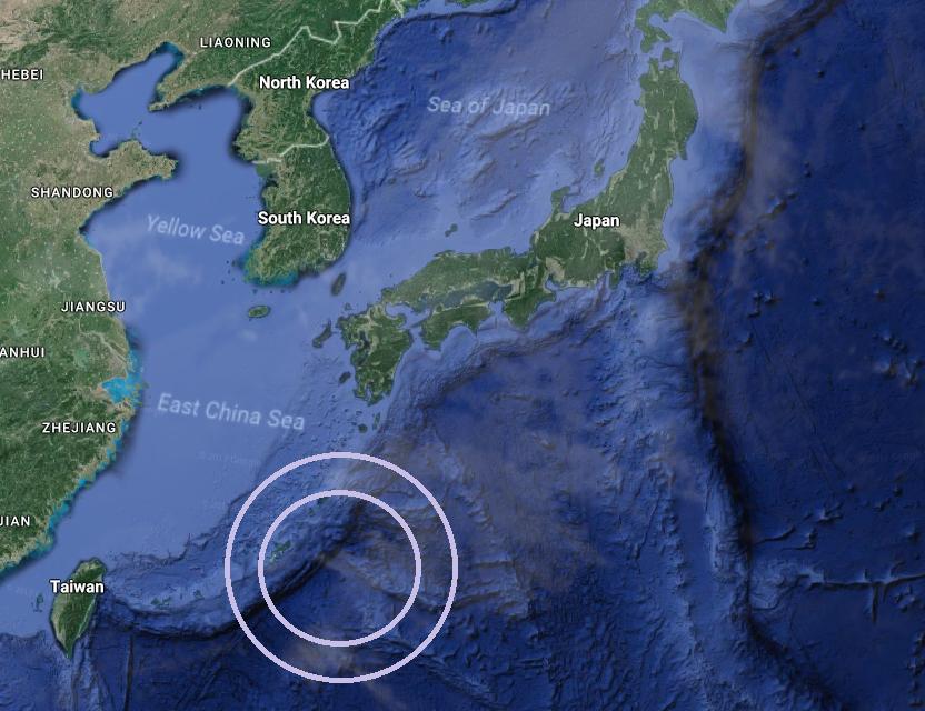 Us Navy Aircraft Crashes Into Ocean Near Japan News 1130