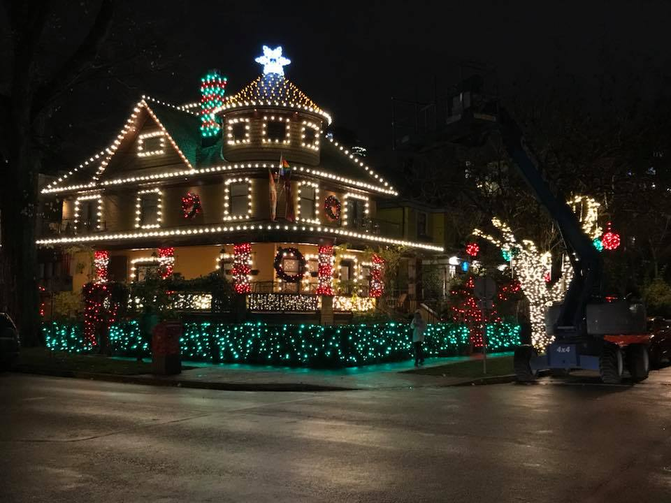 Vancouver Christmas Lights.News 1130 S 2017 Christmas Lights Events Spotter