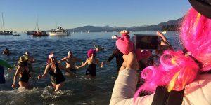 2018 Polar Bear Swim @ English Bay @ English Bay  | Vancouver | British Columbia | Canada