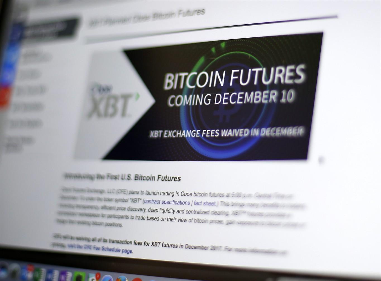 Bitcoin futures 44 / Fun coin bittrex exchange