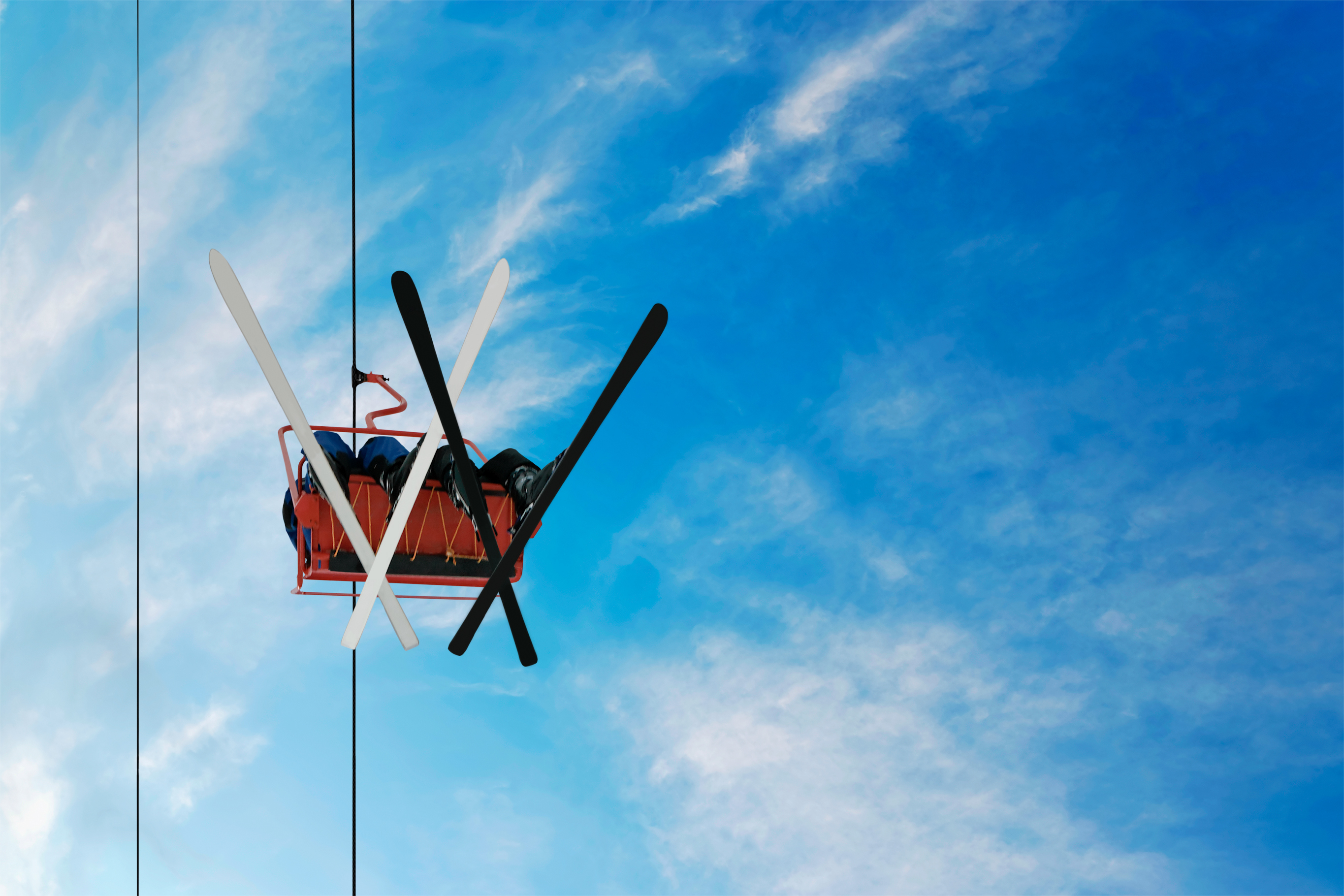 Skier suffocates to death after getting caught in chairlift