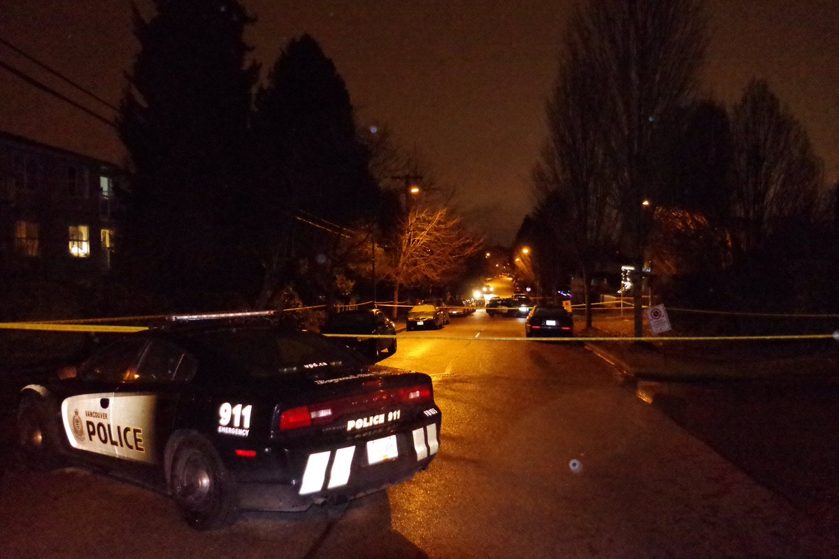 Few details after body is discovered in a car in East Vancouver ...