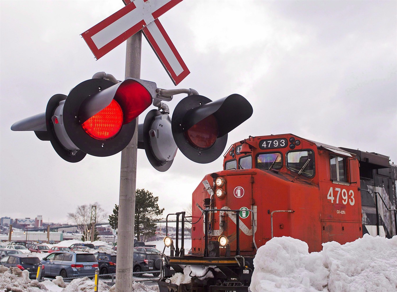 Canadian National Railway (NYSE:CNI) Lifted to