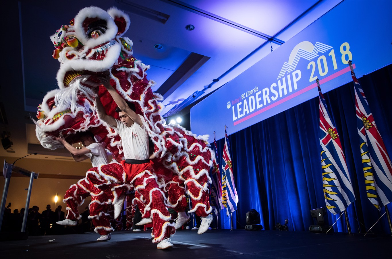 Battle lines fading with new BC Liberal leader: Ashton