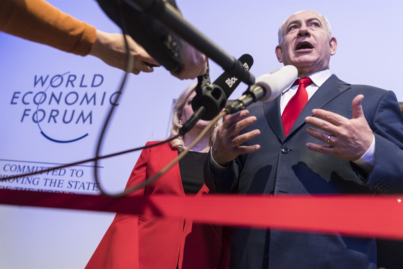 Do not test Israel, Netanyahu tells Iran, brandishing drone piece