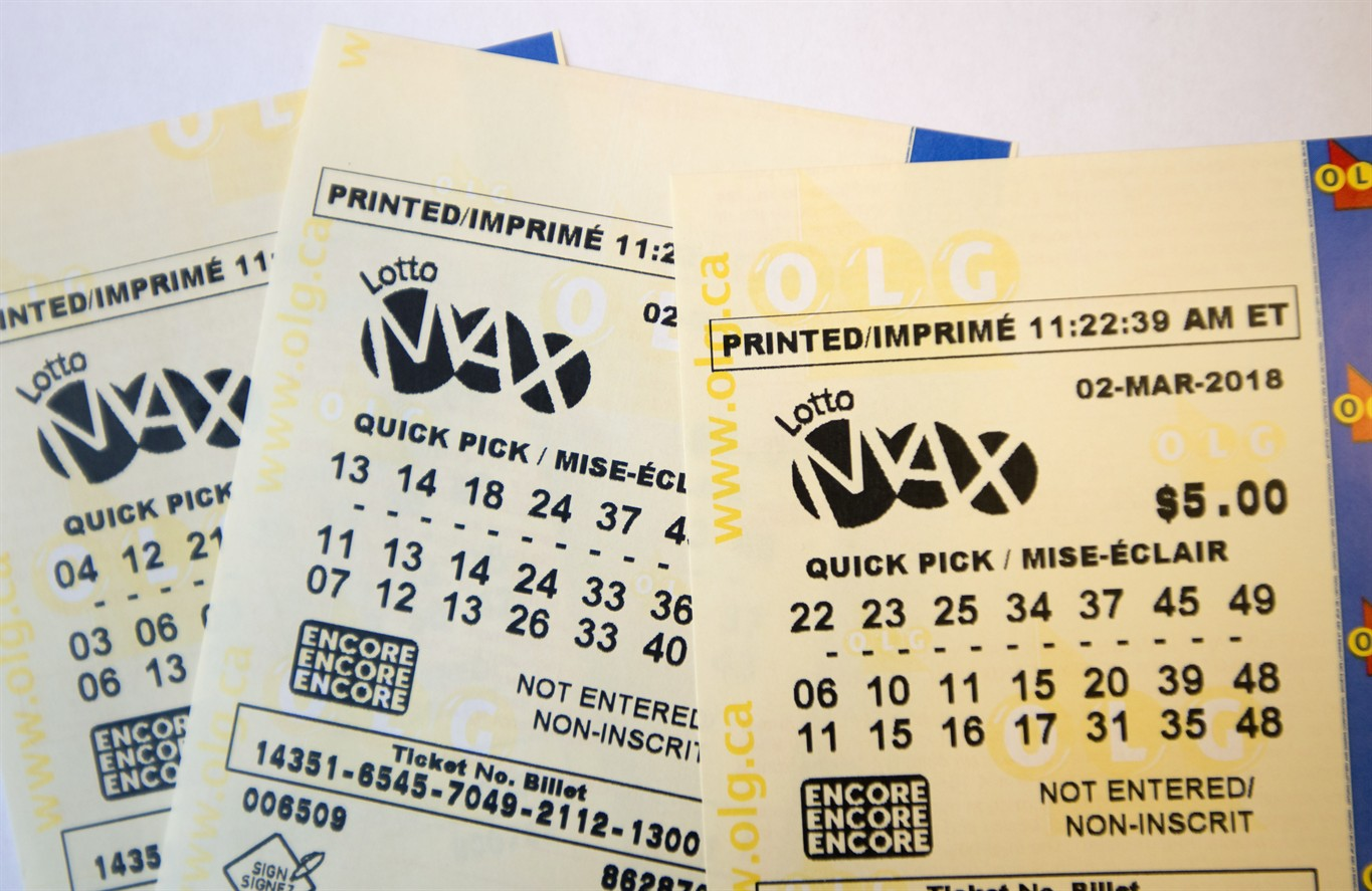 Winning Lotto Max Ticket For 60 Million Jackpot Sold In Richmond