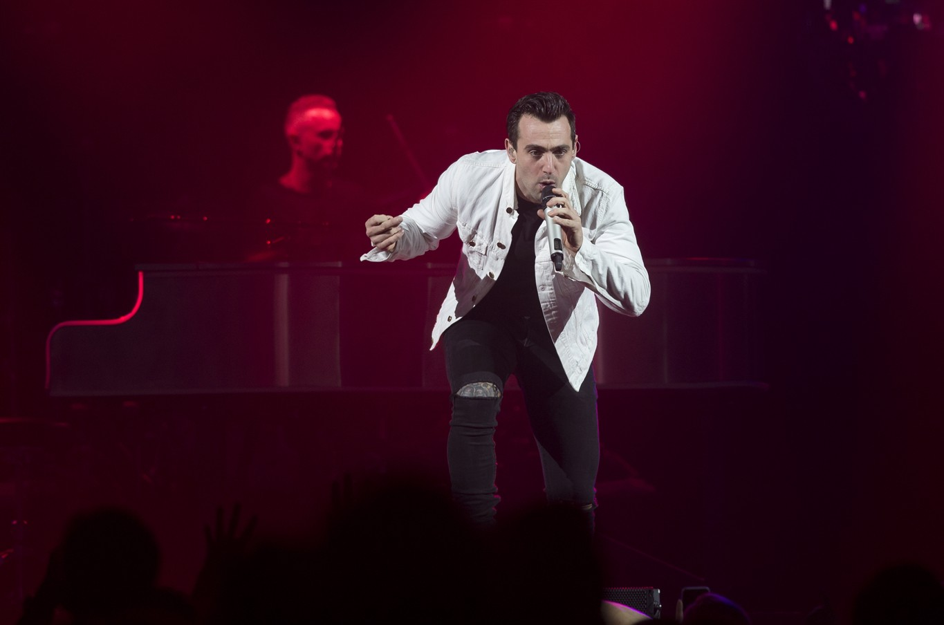 Toronto cops investigating allegations against Hedley frontman Jacob Hoggard