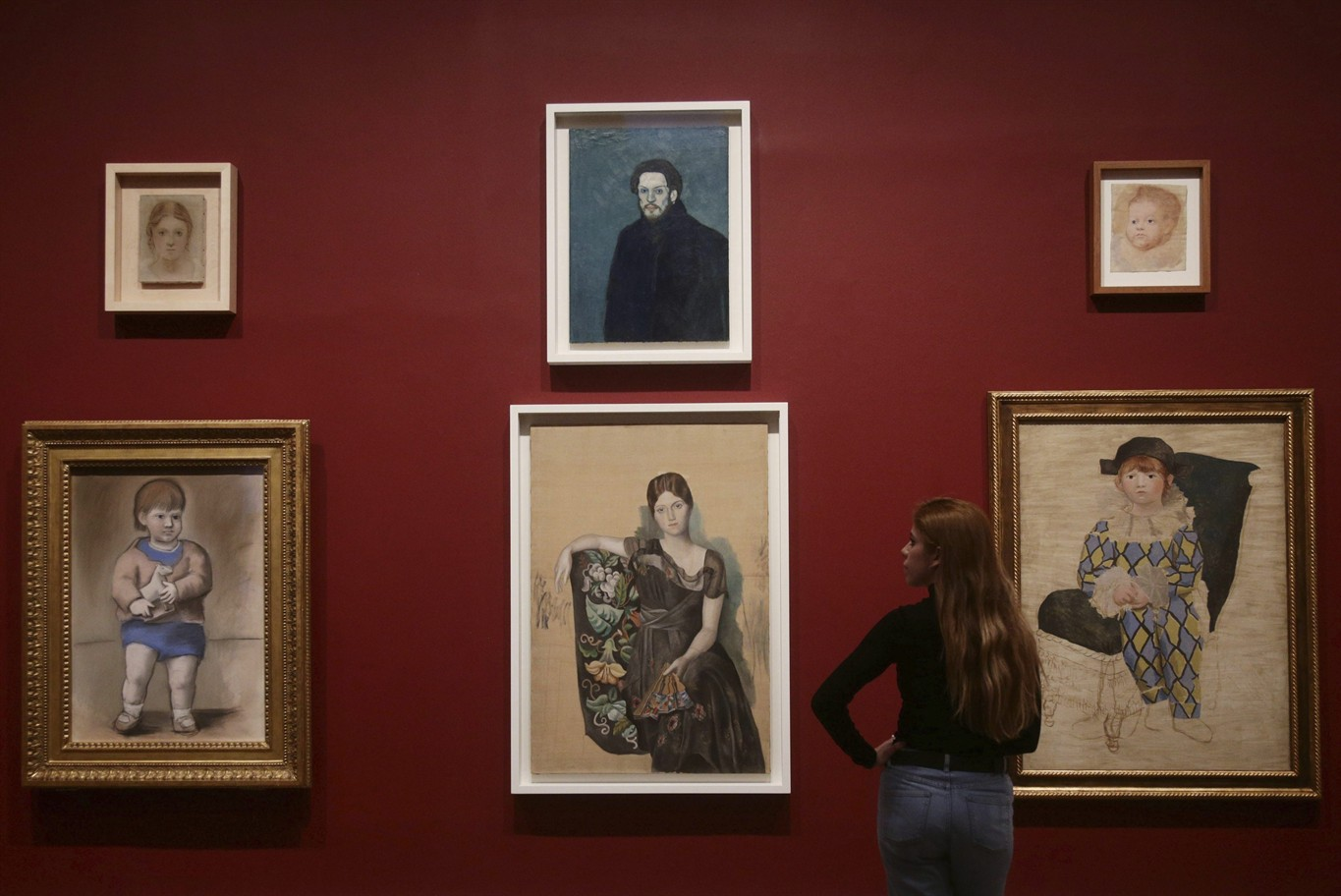 tate modern picasso show charts one extraordinary year 1932 news 1130. Black Bedroom Furniture Sets. Home Design Ideas
