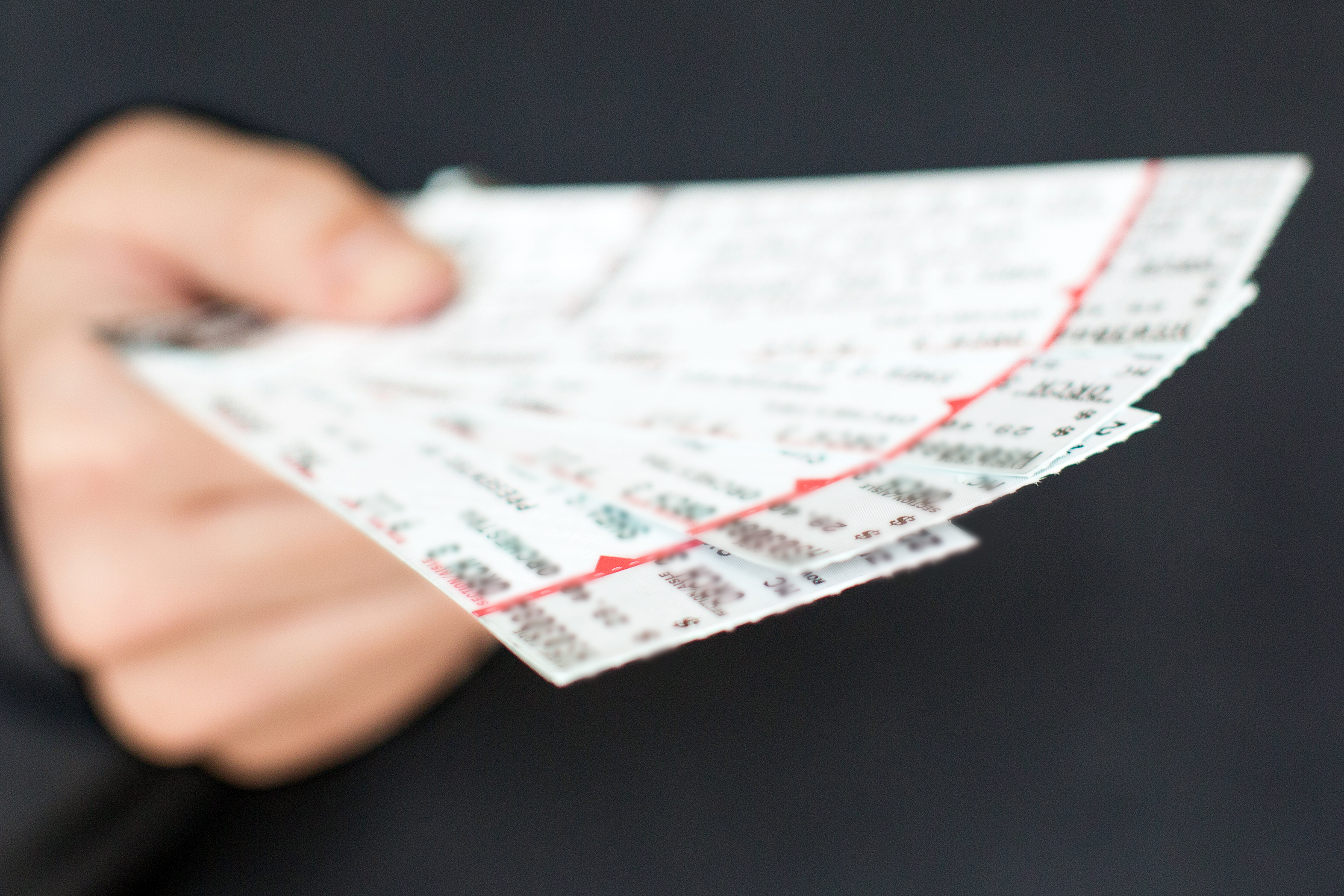 BCers tell gov't survey they want ticket resales capped, bots banned | NEWS 1130