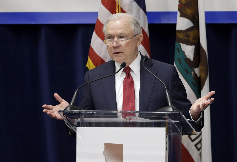 US Justice Dept sues California over 'sanctuary' policies