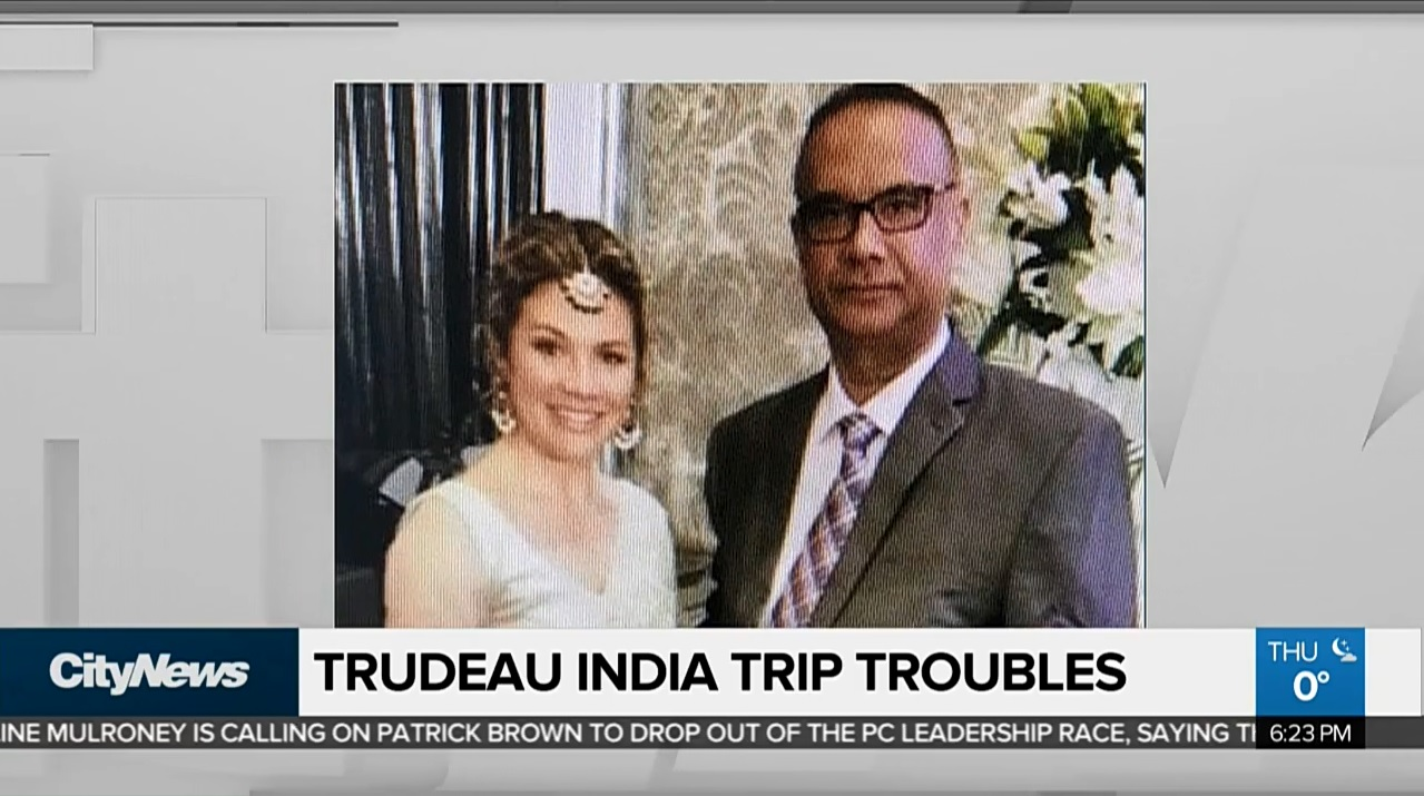 Jaspal Atwal issues statement about India scandal