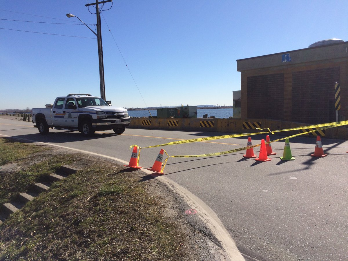 Circumstances surrounding death of man found in water suspicious: Richmond RCMP