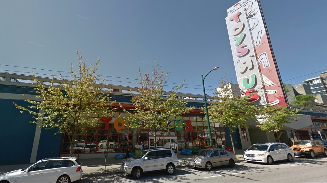 Toys R Us Canada needs concept reinvention to survive retail