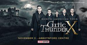 Celtic Thunder @ Abbotsford Centre | Abbotsford | British Columbia | Canada