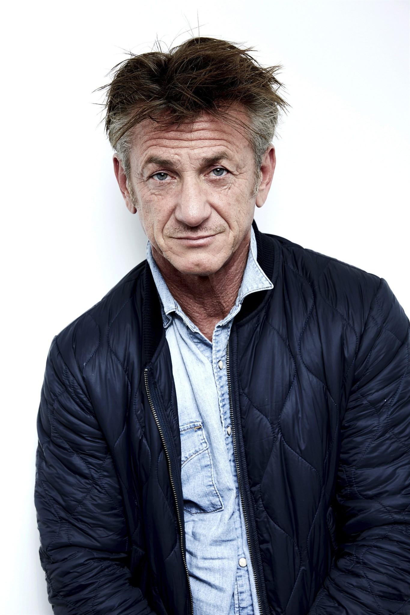 Critics are really slating Sean Penn's Trump-baiting new ...  |Sean Penn