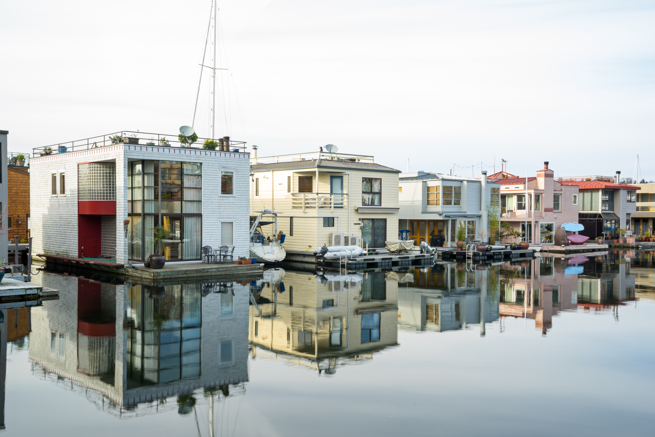 Richmond mayor 'open' to idea of floating homes