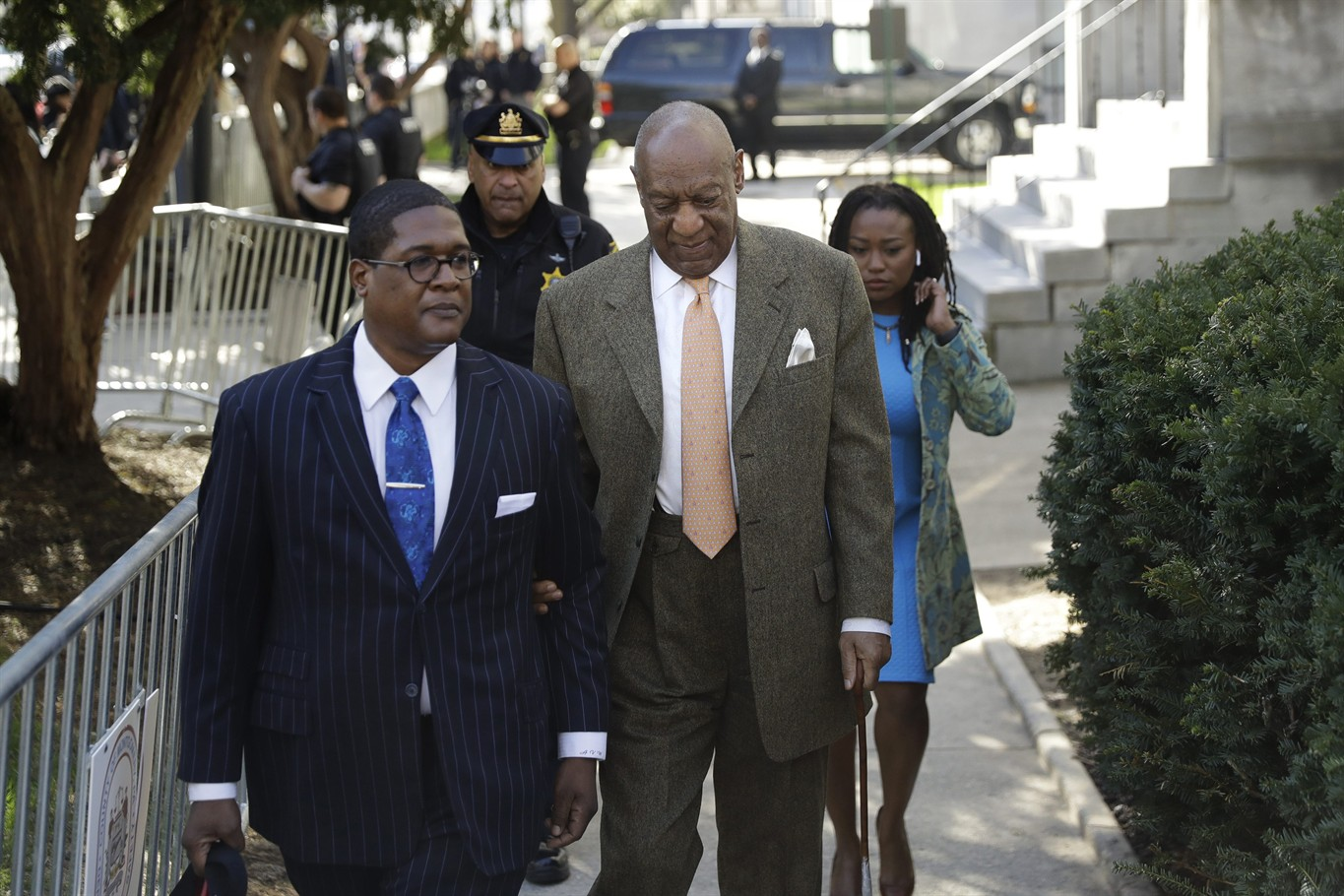 Cosby defense blocked from using deposition