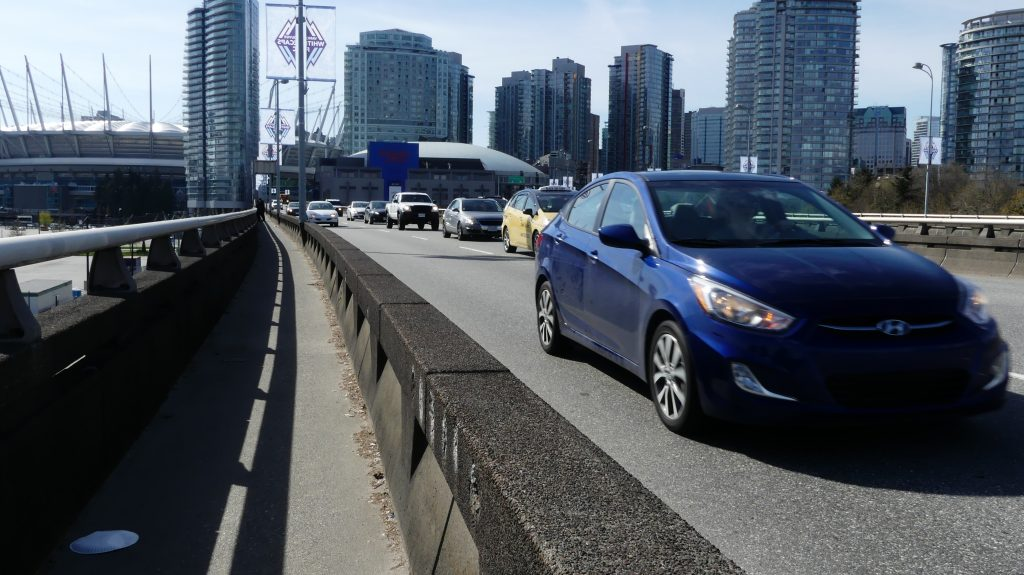 Vancouver keeping a close eye on Seattle viaduct construction