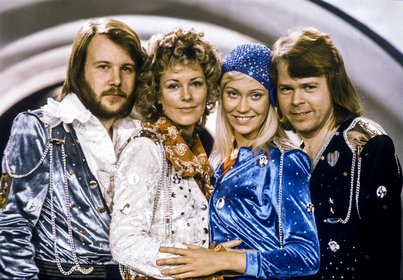 ABBA Announce Reunion, New Music
