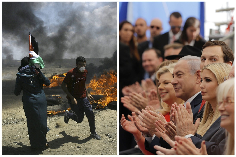 Israel halts Gaza fuel deliveries as several Palestinians killed in protests