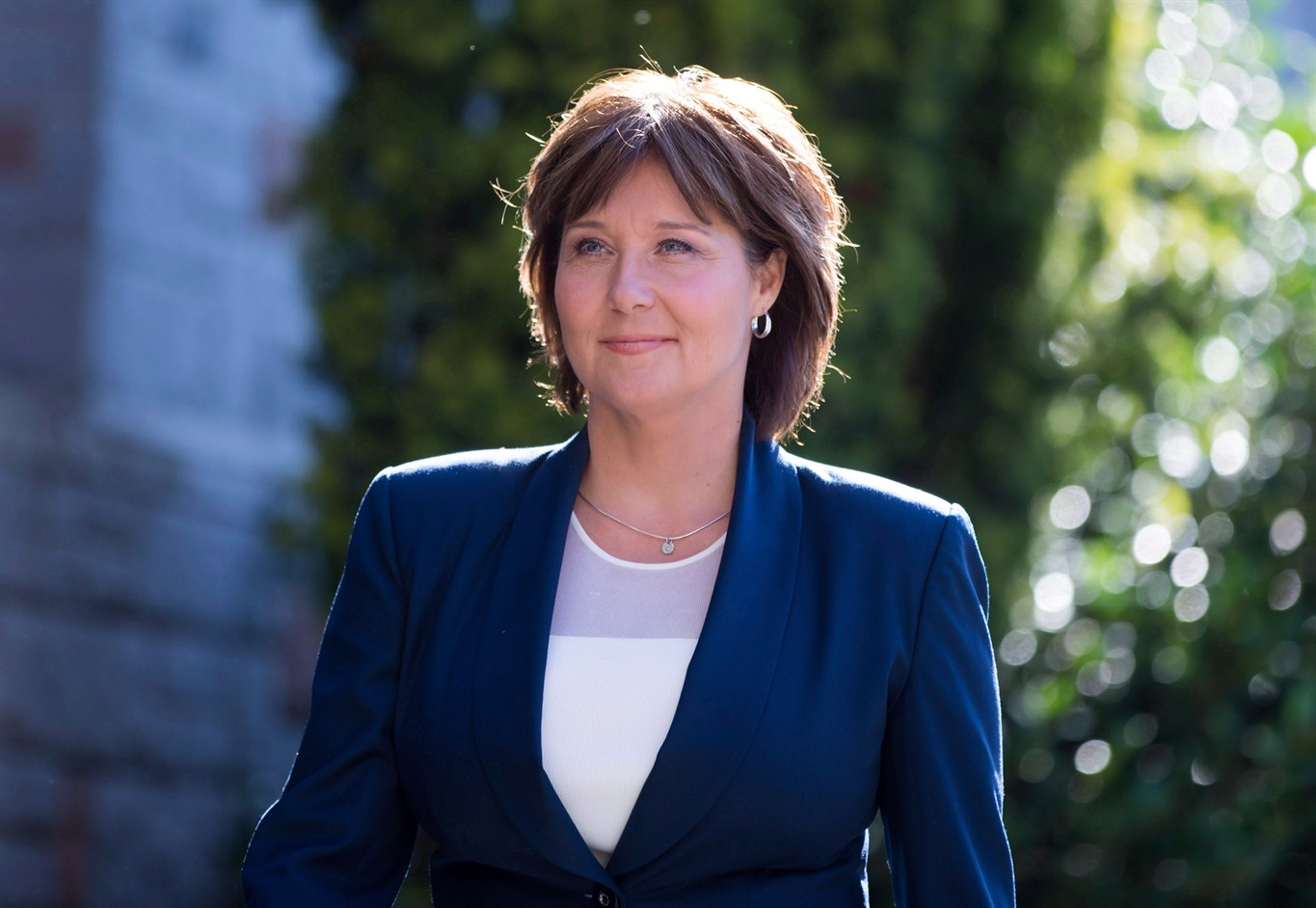 Former Premier Christy Clark weighs in on federal election results