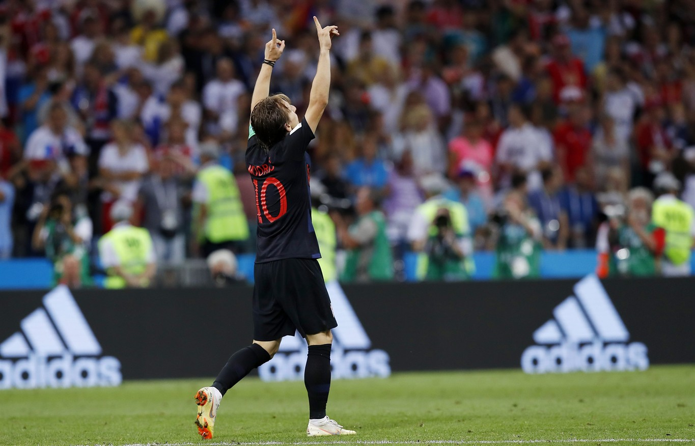 5926f9e3 World Cup Daily: Resilience, thy name is Croatia