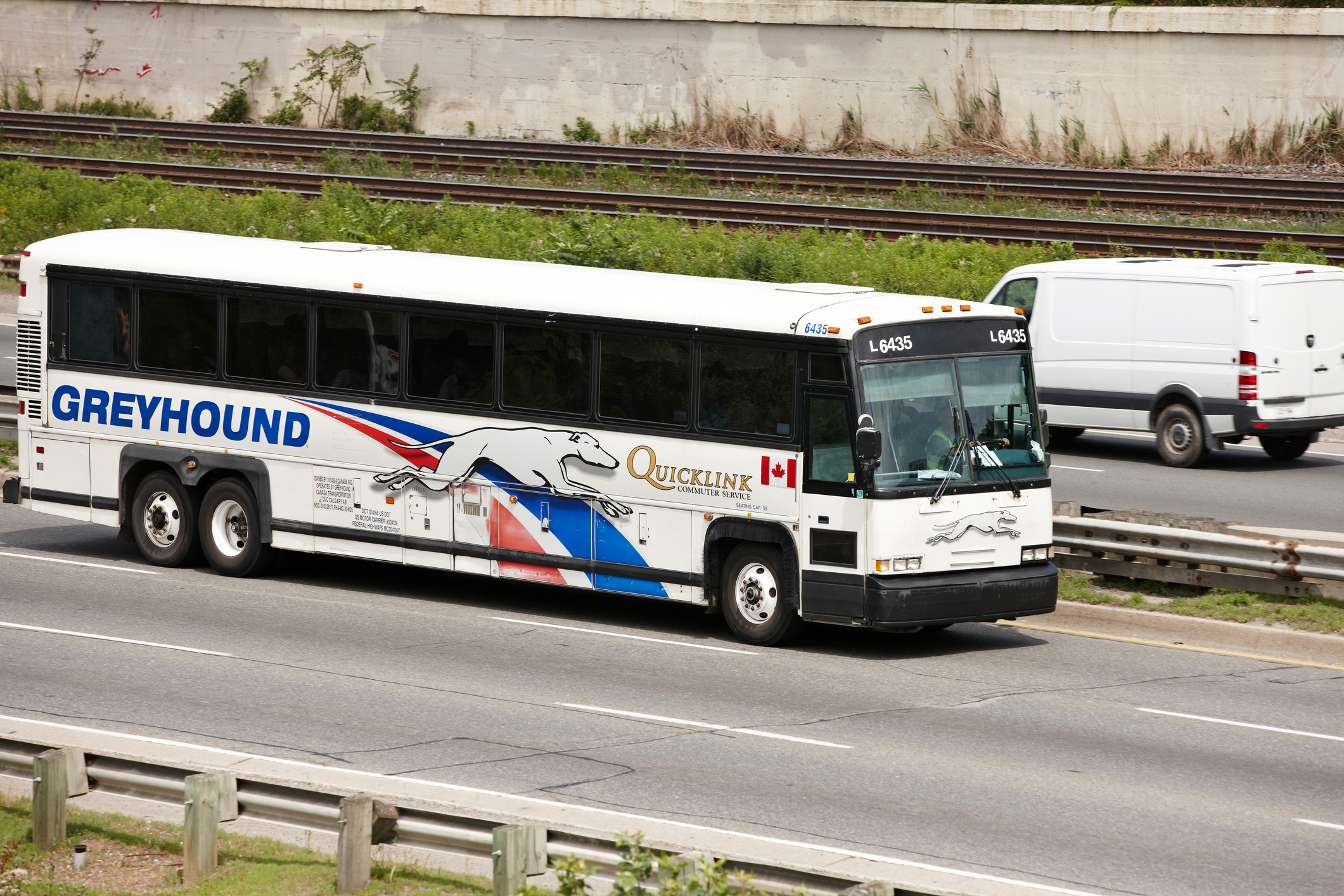 Small bus company to carry passengers in the western