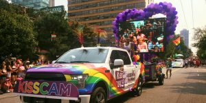 40th Annual Vancouver Pride Parade @ Downtown Vancouver