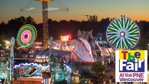 The Fair at the PNE @ Pacific National Exhibition | Vancouver | British Columbia | Canada