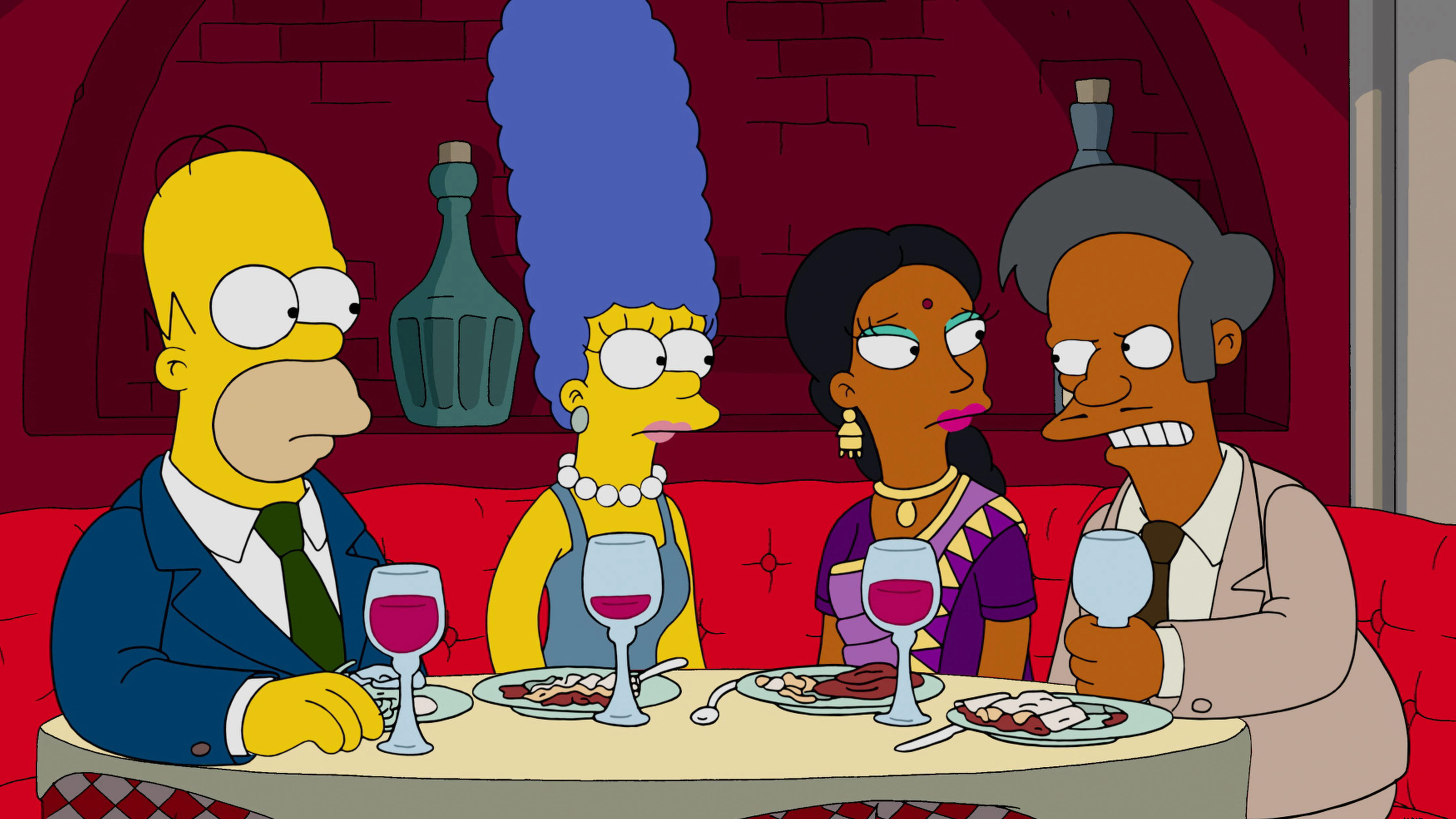 Simpsons 27 years old