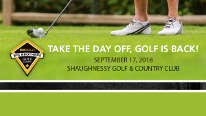 Big Brothers Golf Classic @ Shaughnessy Golf and Country Club | Vancouver | British Columbia | Canada