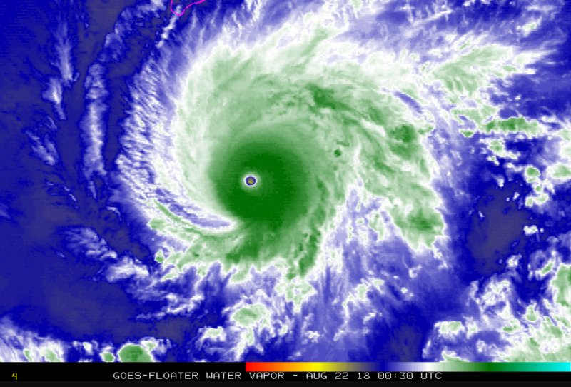 Hawaii Faces Huge Hurricane: Why That's So Rare