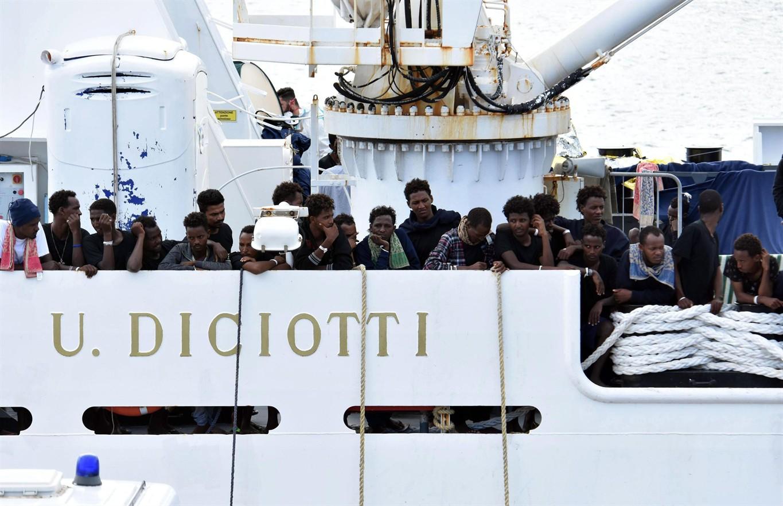 Matteo Salvini formally investigated over migrant standoff