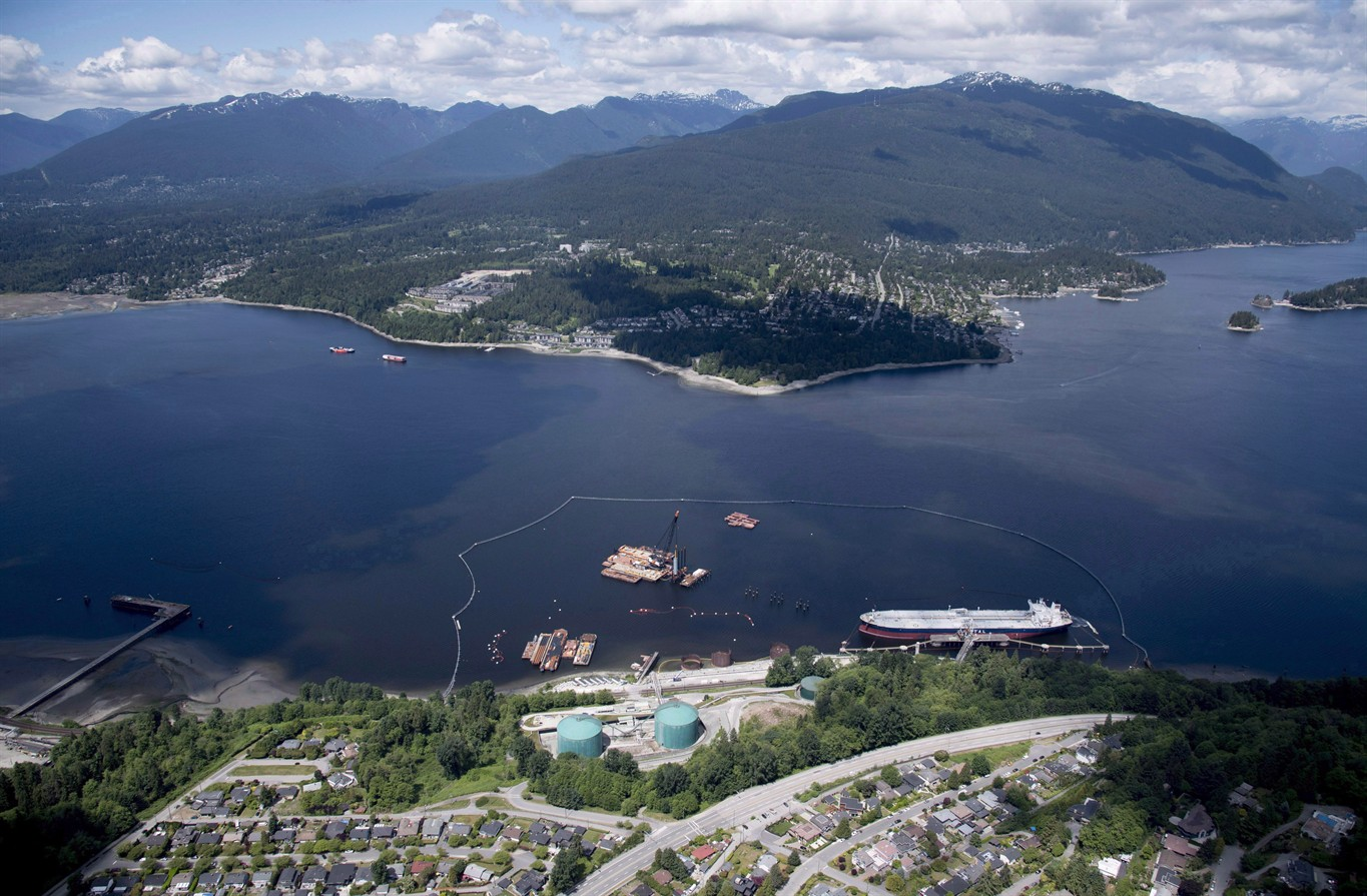Supreme Court won't allow First Nations' appeal of Trans Mountain pipeline approval - NEWS 1130