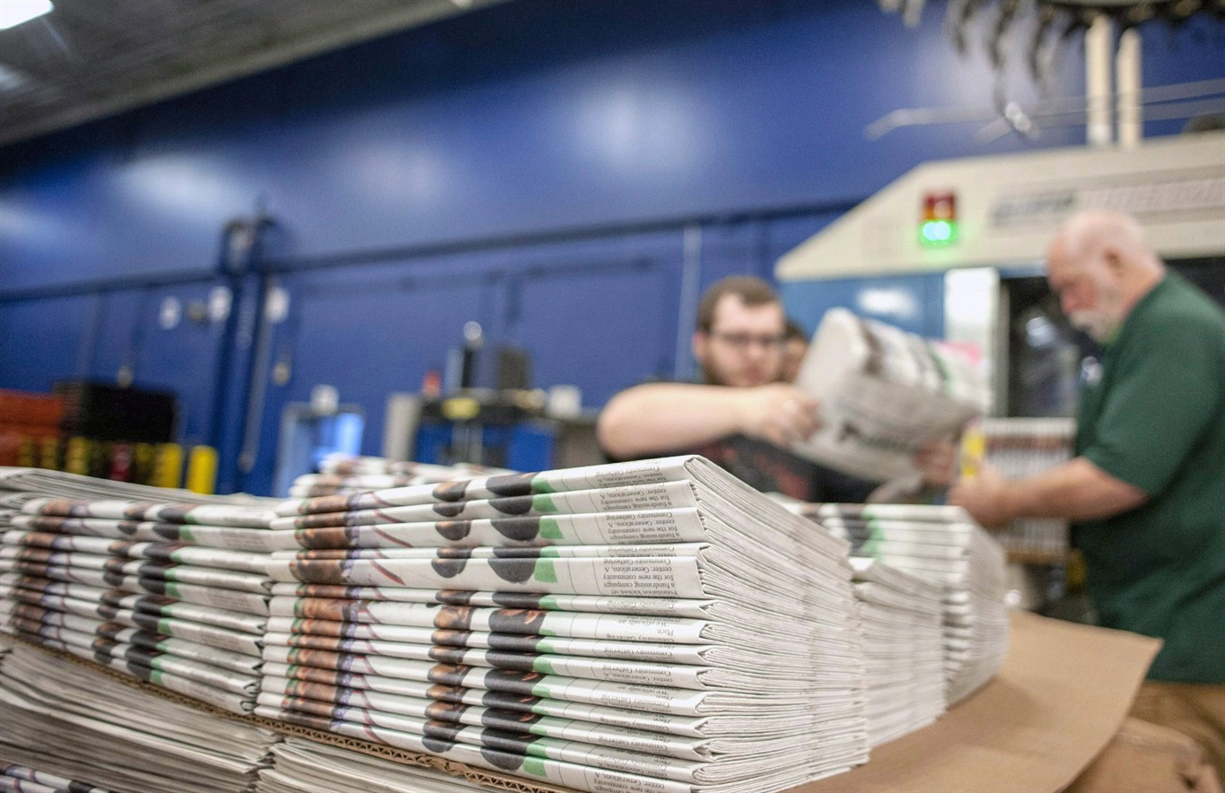 U.S. International Trade Commission overturns Canadian newsprint duties