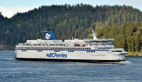 Heavy winds lead to ferry cancellations, disgruntled passengers