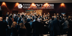 CUBE Business Transitions Forum @ The Westin Bayshore  | Vancouver | British Columbia | Canada