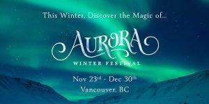 Aurora Winter Festival @ Concord Pacific Place  | Vancouver | British Columbia | Canada