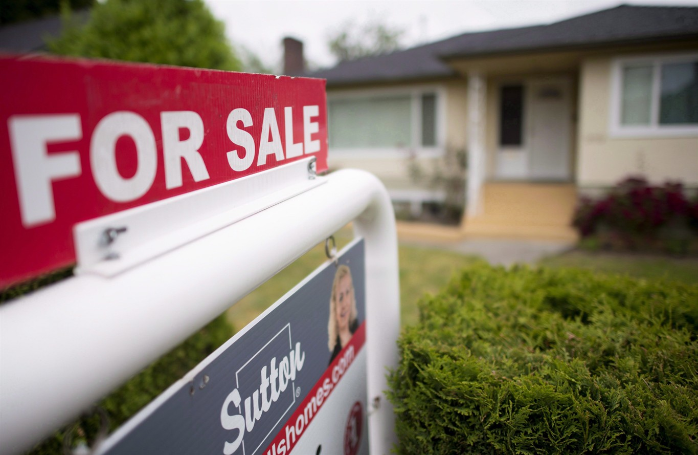 Vancouver home sales rally in October as prices ebb