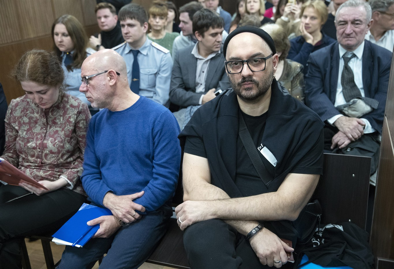 trial for acclaimed theatre director opens in russia news 1130