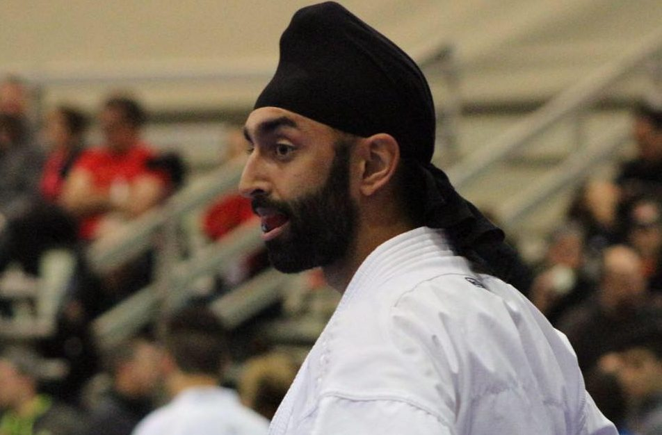 All religious head coverings to be allowed in international karate