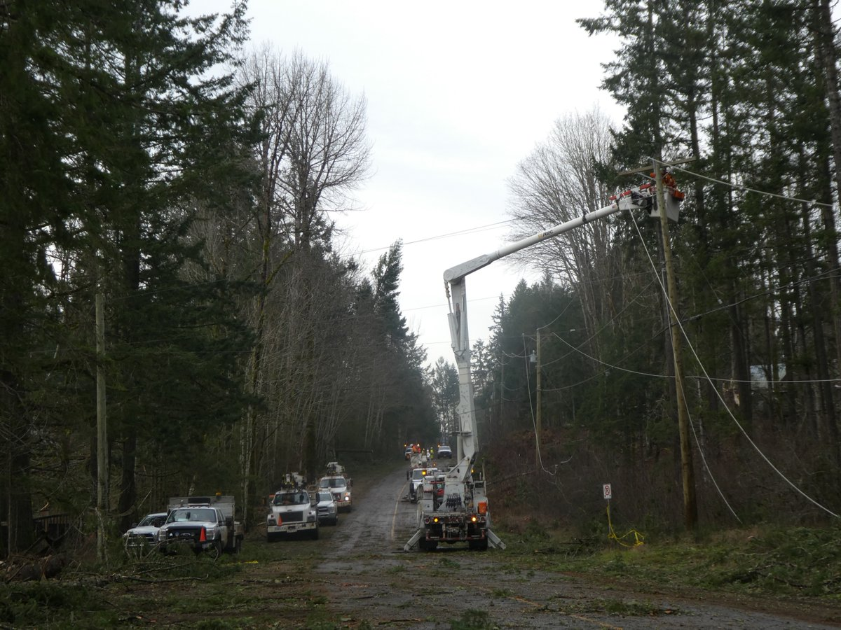 Could take months to get 'back to normal' on Salt Spring