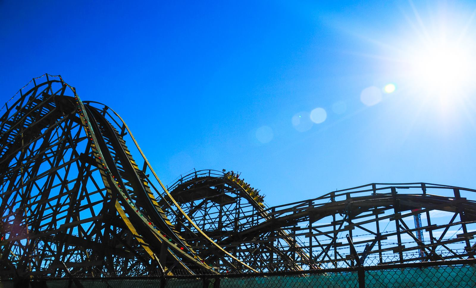 The Coaster At Playland Named Top Wooden Rollercoaster In Canada