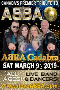 'ABRA Cadabra' Live at the Massey Theatre @ Massey Theatre