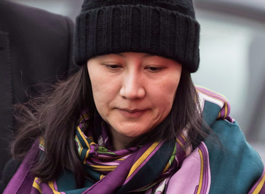 B.C. judge orders RCMP to give Meng data on devices seized during arrest