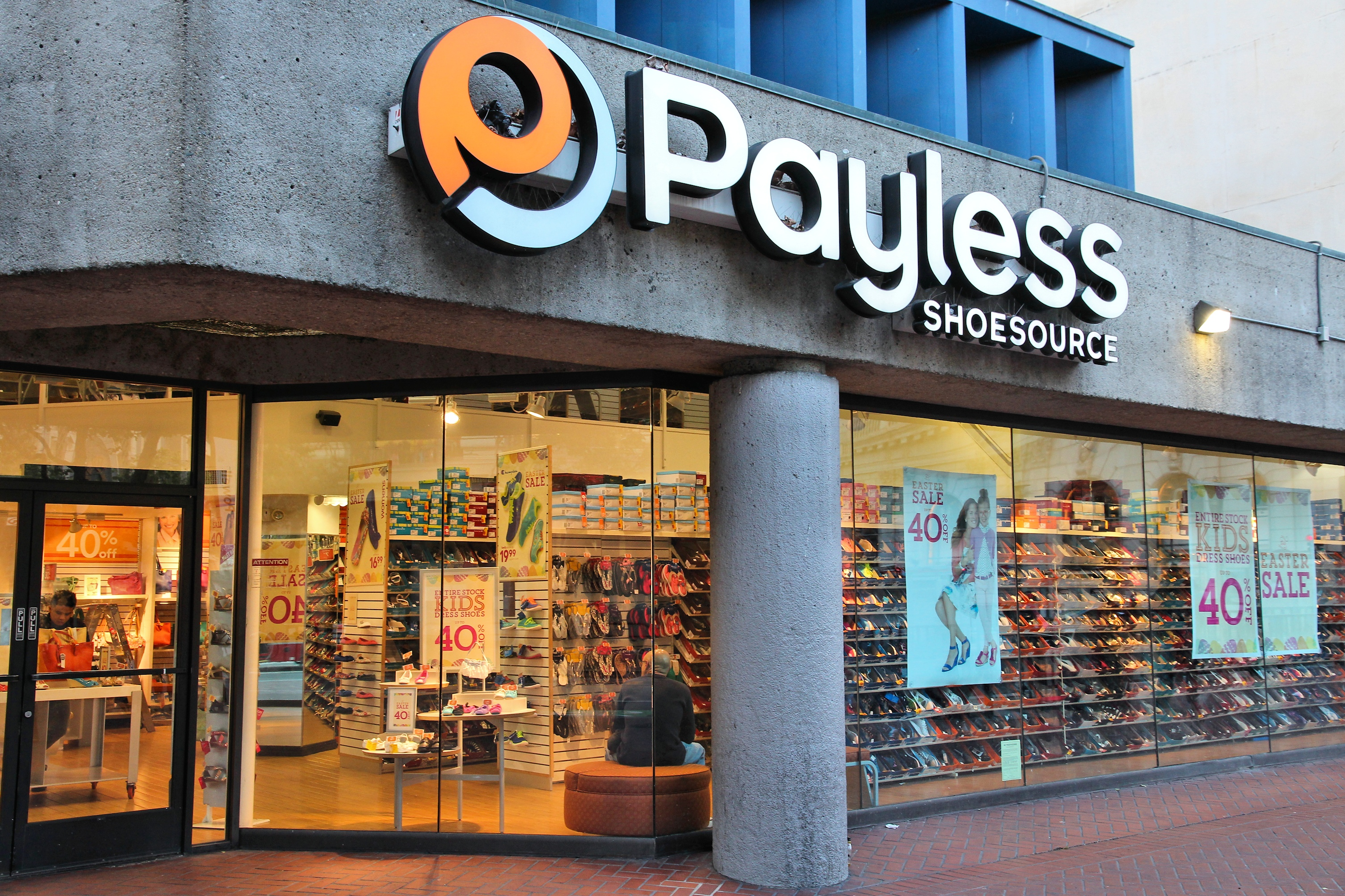9c5d51ab8 Payless starts liquidation sales at U.S. locations
