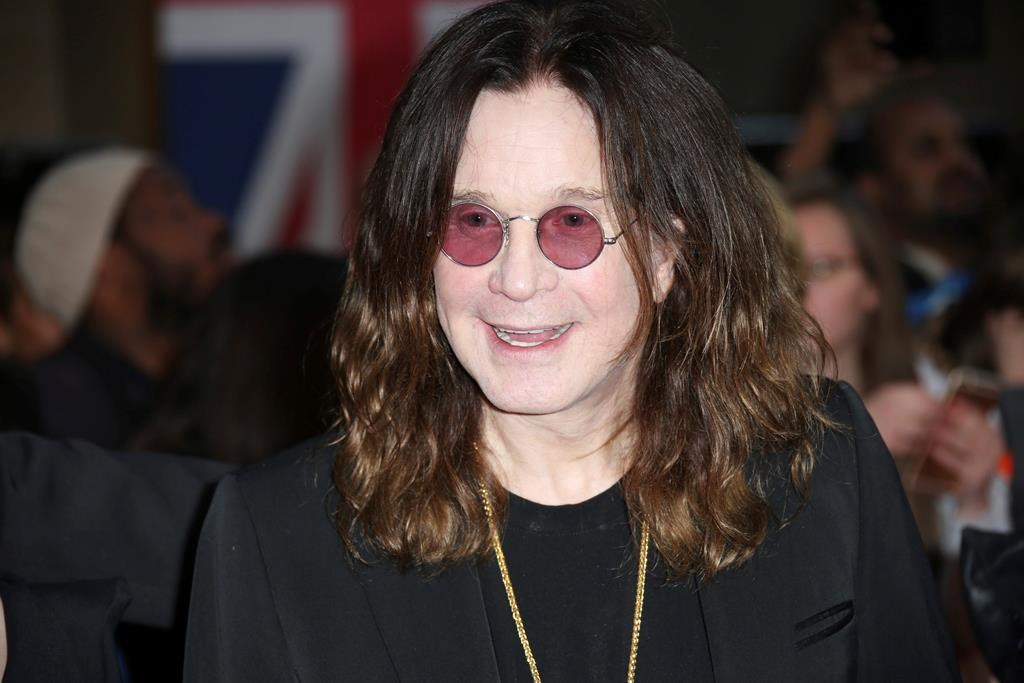Ozzy Osbourne cancelling North American tour, including stop in Vancouver