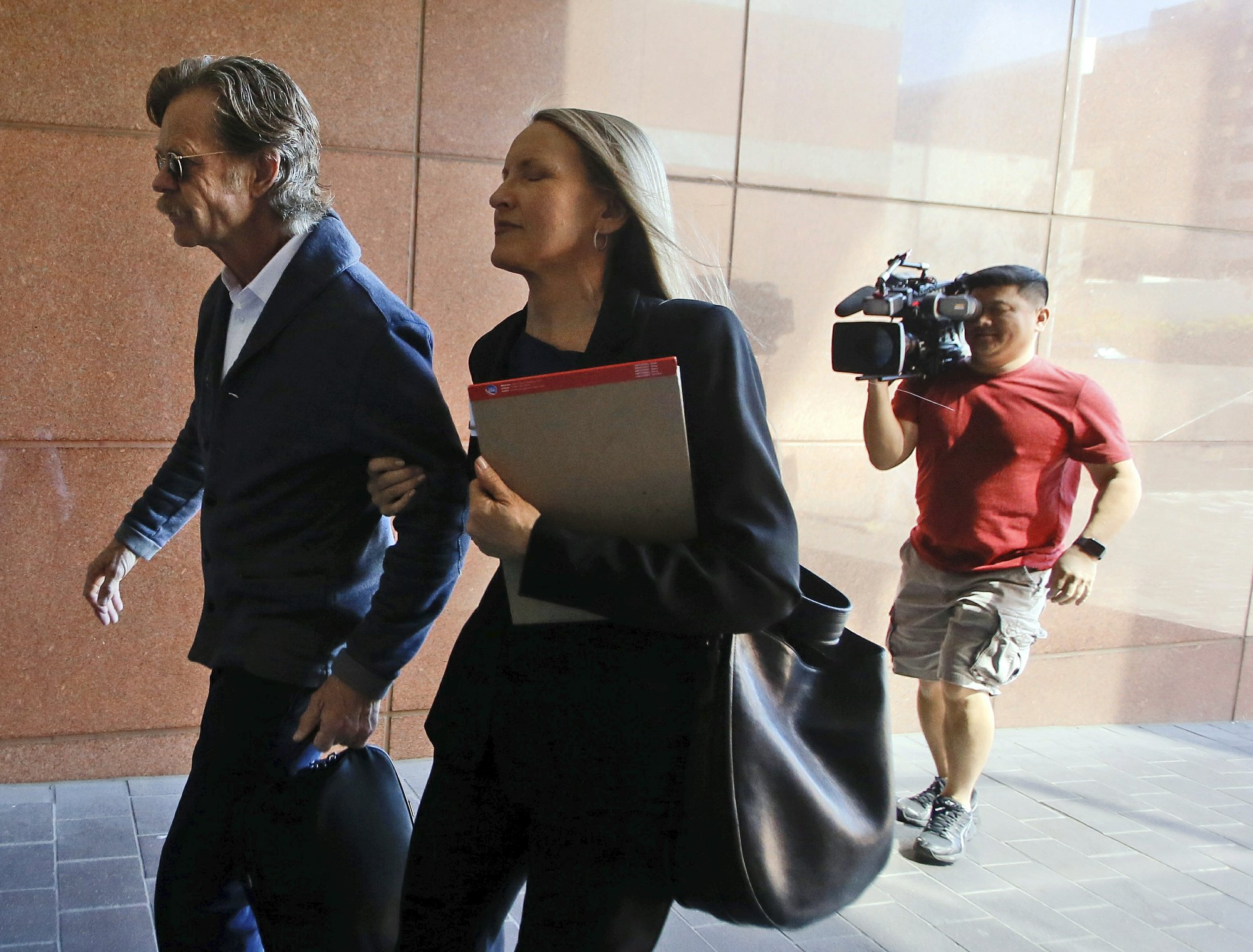 Felicity Huffman, Lori Loughlin Among Dozens Charged In Nationwide College Admissions Scheme